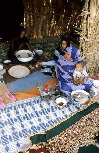 Zdj�cia: okolice Ouadane, Nomadzi, MAURETANIA
