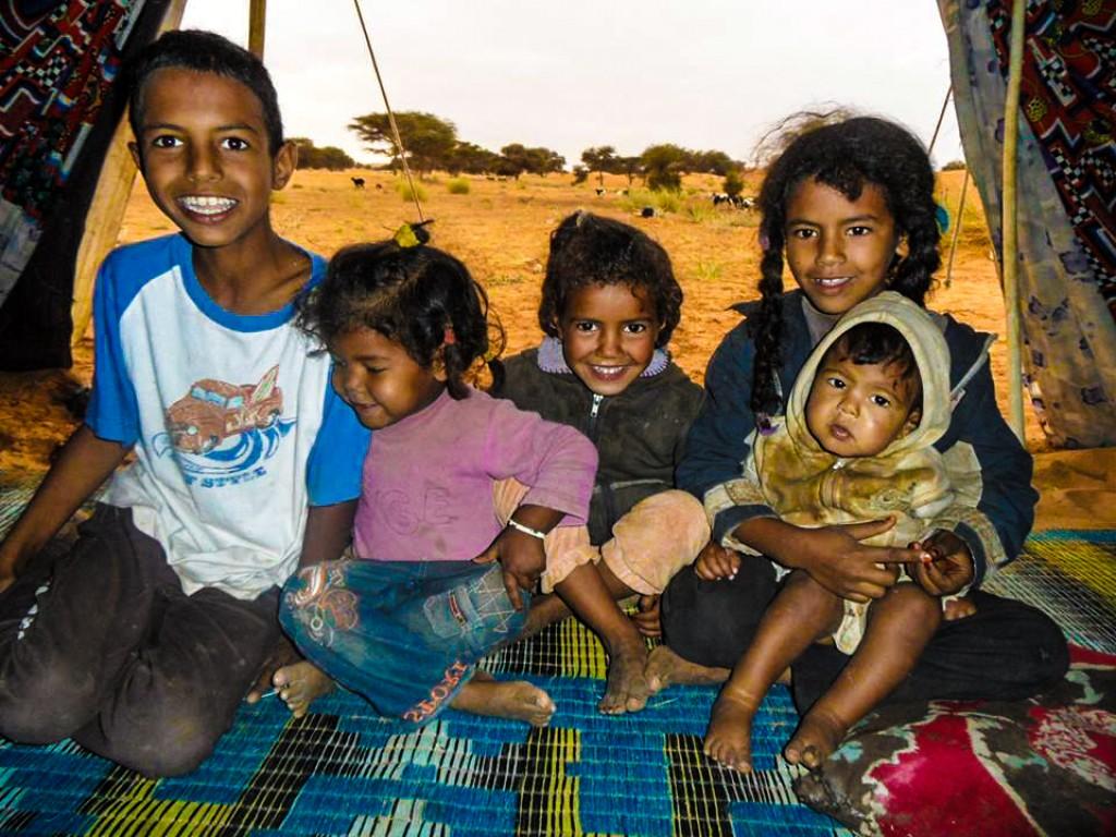 Zdjęcia: sahara, Sahara, w namiocie, MAURETANIA
