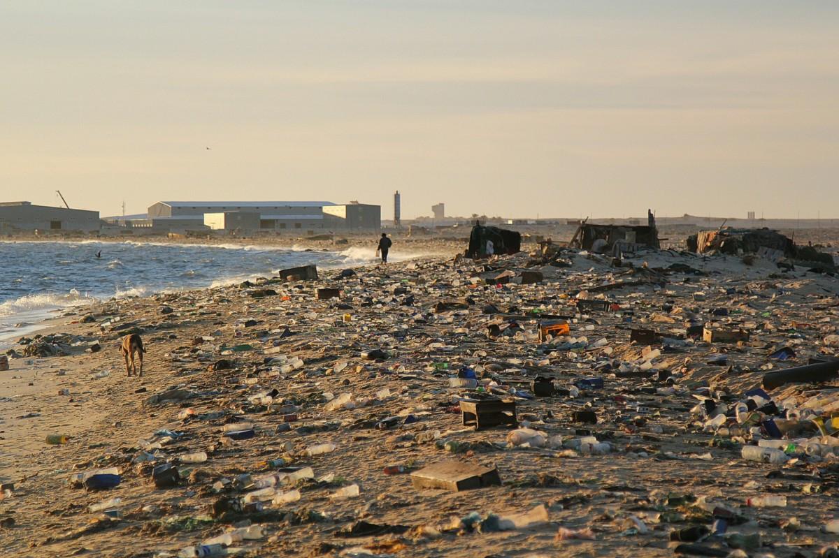 Zdjęcia: Nouadhibou, Mauretania, Cmentarzysko wraków, MAURETANIA