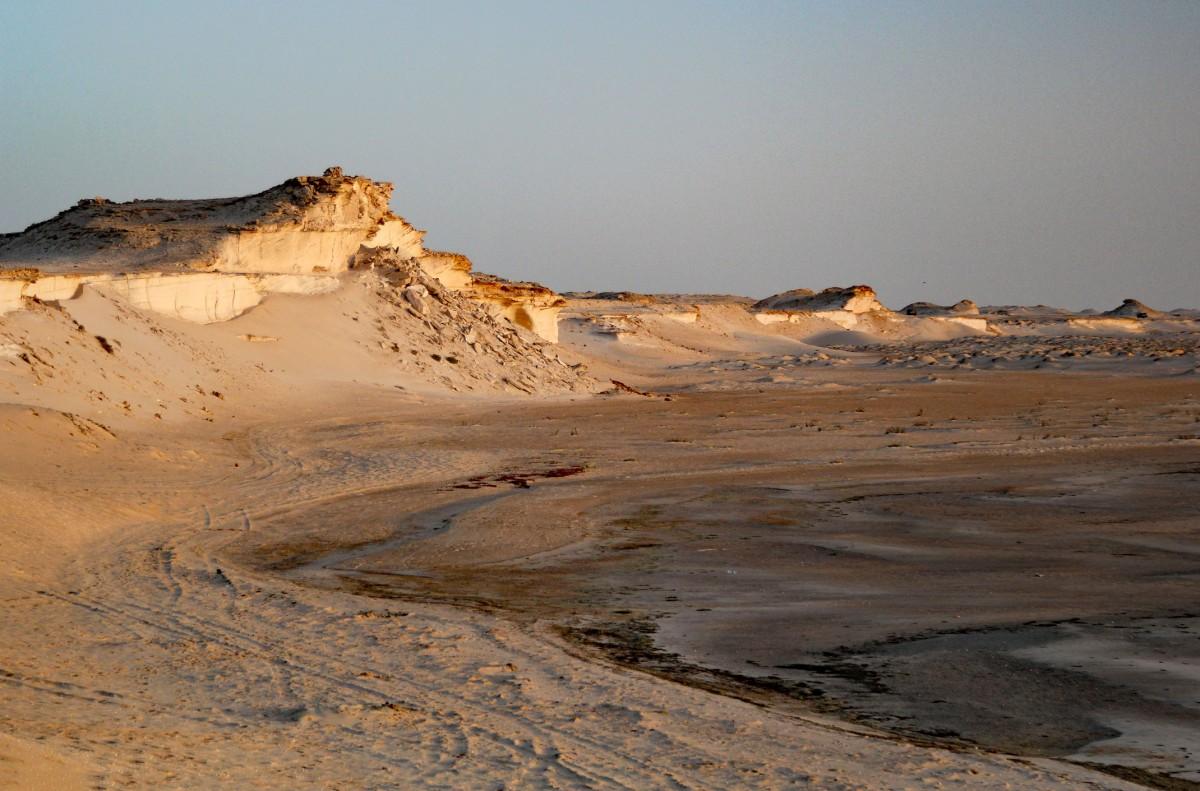 Zdjęcia: okolice Nawazibu, Przylądek Biały, Dolina ostańców, MAURETANIA