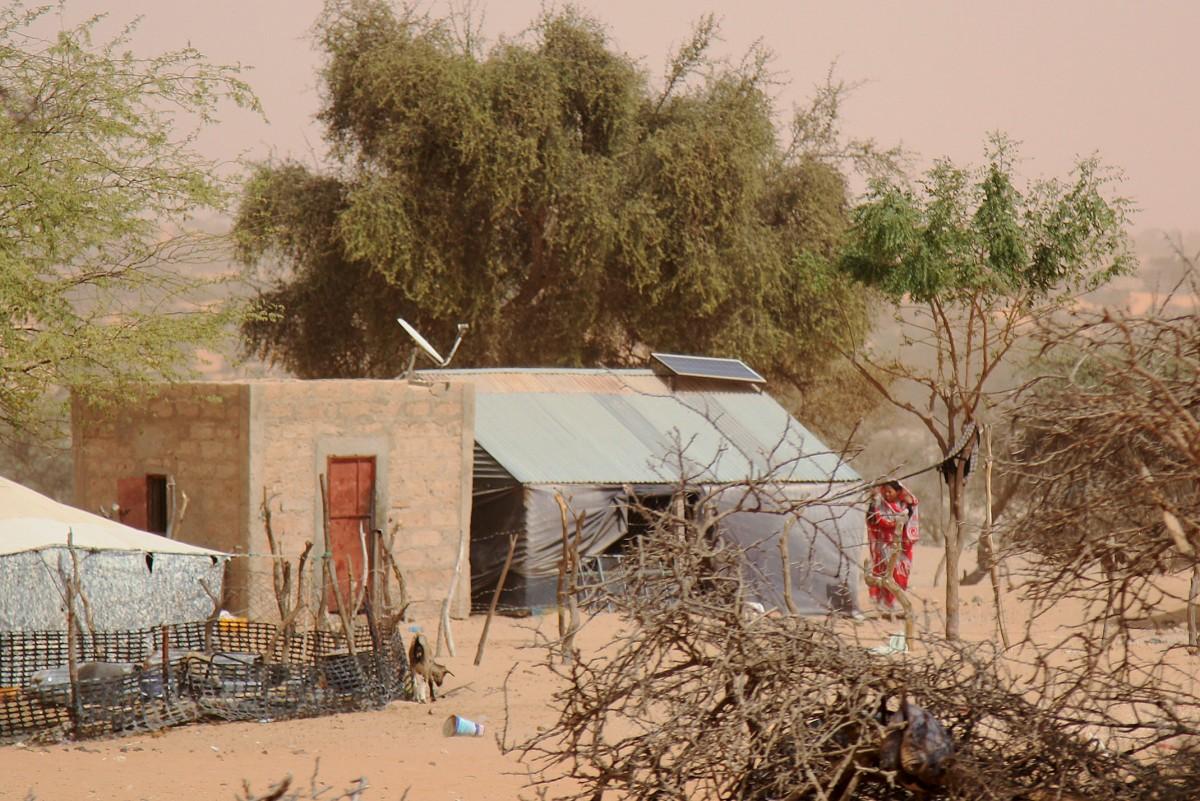 Zdjęcia: gdzieś po drodze, Mauretania, ...a co powiesz na to ?, MAURETANIA