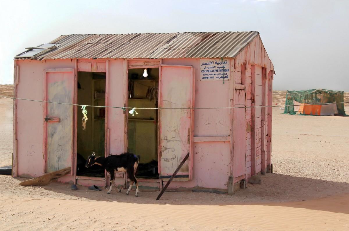 Zdjęcia: Nouamghar, Commune in Mauritania., Wioska, MAURETANIA