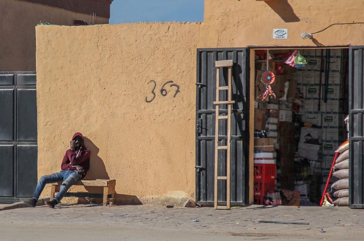 Zdjęcia: Nawakszut, Nawakszut, Jaki to dziś dzień...?, MAURETANIA