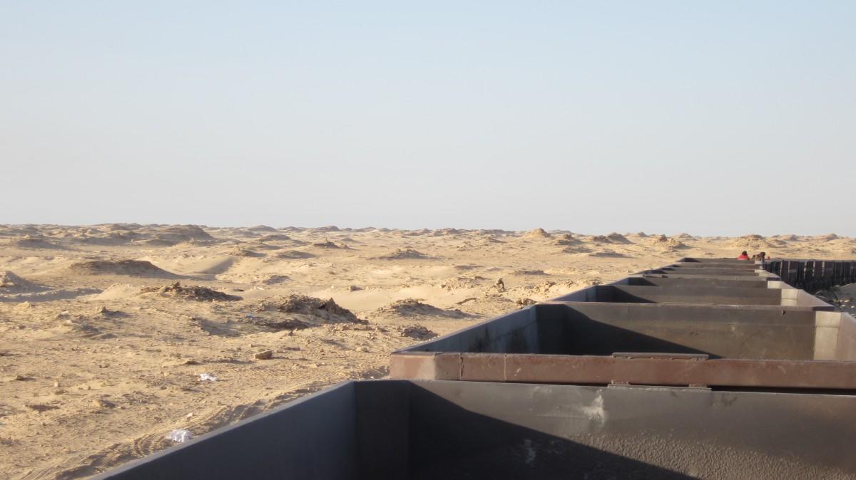 Zdjęcia: Sahara, Adrar, W drodze do Az-Zuwajrat, MAURETANIA