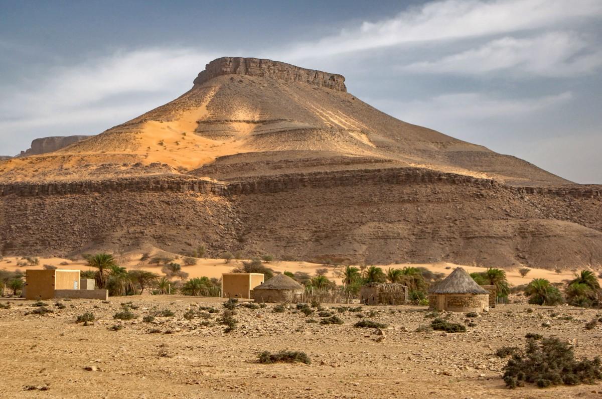 Zdjęcia: gdzieś po drodze, Adrar, Pustynny region Adrar, MAURETANIA