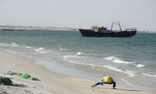 Zdjęcie MAURETANIA / Nouadhibou / nouadhibou / port