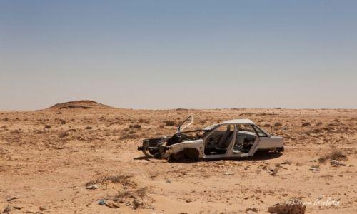 Zdjecie MAURETANIA / - / Mauretania  / African Road Trip - ziemia niczyja na granicy Maroko-Mauretania
