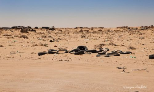 MAURETANIA / - / Mauretania  / African Road Trip - ziemia niczyja na granicy Maroko-Mauretania