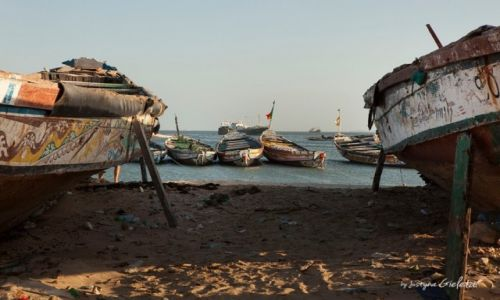 MAURETANIA / - / Mauretania  / African Road Trip - wybrzeże Mauretanii
