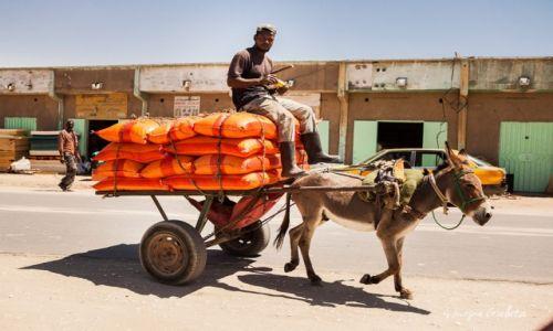 MAURETANIA / - / Mauretania  / African Road Trip - transport w Mauretanii