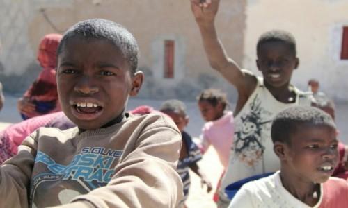 Zdjecie MAURETANIA / Sahel / Sahel / Daj cukierka