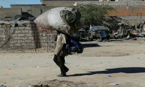 Zdjecie MAURETANIA / Sahel / Nawakszut / Zrobiłem zakupy