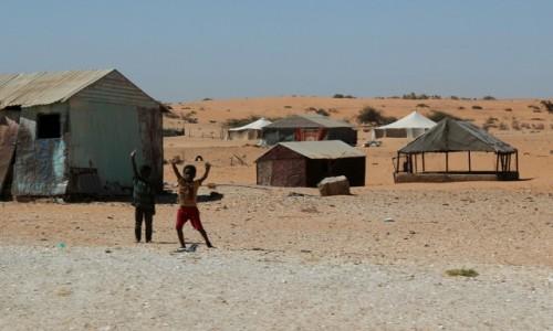 Zdjecie MAURETANIA / Sahel / Sahel / Witajcie