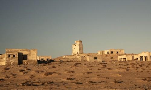 Zdjęcie MAURETANIA / Mauretania / Nouadhibou / Cmentarzysko wraków