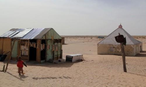 Zdjecie MAURETANIA / Sahel / gdzieś po drodze / Rzut oka na wioskę