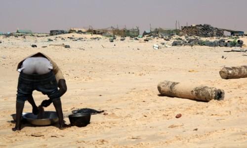 Zdjecie MAURETANIA / Mauretania / nad Oceanem Atlantyckim / Pozostając w temacie