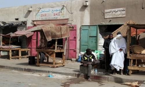 Zdjecie MAURETANIA / Sahel / gdzieś po drodze / Complexe Sahel
