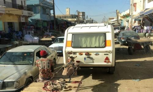 MAURETANIA / Al-Barakina / Nawakszut / Zwiedzamy stolicę