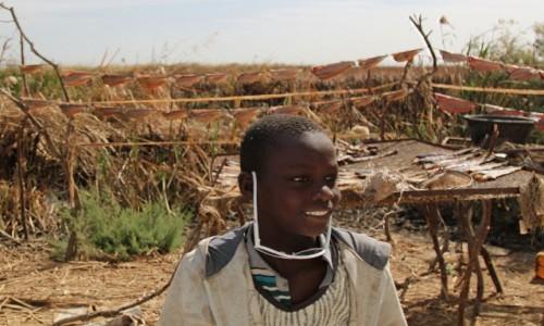 Zdjęcie MAURETANIA / Delta Senegalu / Park Narodowy Diawling / Jest powód do radości