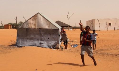 MAURETANIA / Mauretania / gdzieś po drodze /