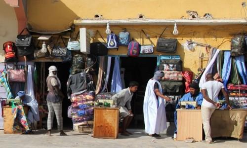 MAURETANIA / Mauretania / gdzieś po drodze / Krawcy