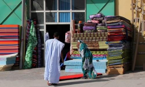 Zdjecie MAURETANIA / Mauretania / gdzieś po drodze / Zawsze warto się targować
