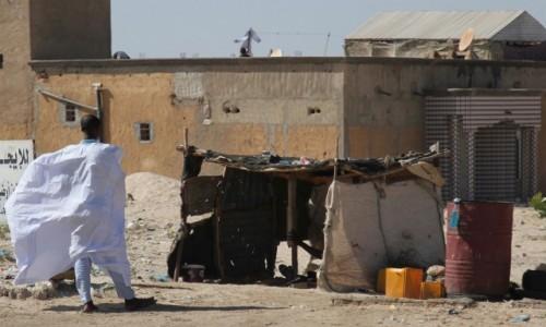 Zdjecie MAURETANIA / Mauretania / gdzieś po drodze / Wejdź,jestem w domu...