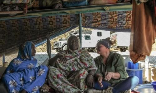 Zdjecie MAURETANIA / Mauretania / gdzieś po drodze / Chałupa dla Rudej