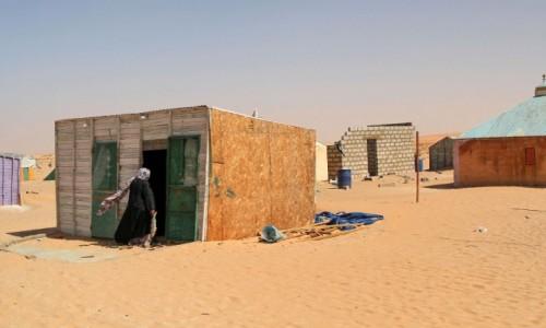 Zdjecie MAURETANIA / Commune in Mauritania / Nouamghar / Wioska