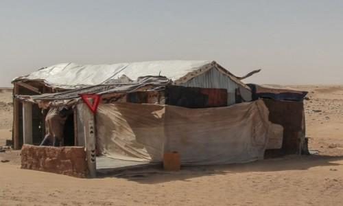 MAURETANIA / Mauretania / gdzieś po drodze / Chyba sklepik