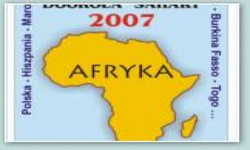 MAURETANIA / Afryka / brak / Logo wyprawy