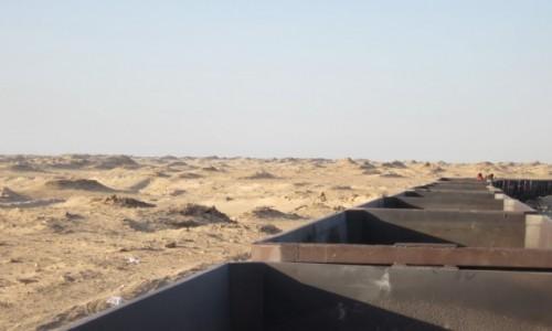 Zdjecie MAURETANIA / Adrar / Sahara / W drodze do Az-Zuwajrat