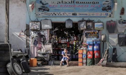 Zdjecie MAURETANIA / Mauretania / gdzieś po drodze / Motoryzacyjny