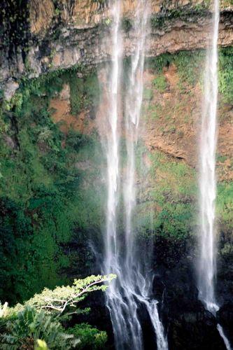 Zdjęcia: płd część wyspy, tamarin falls, MAURITIUS