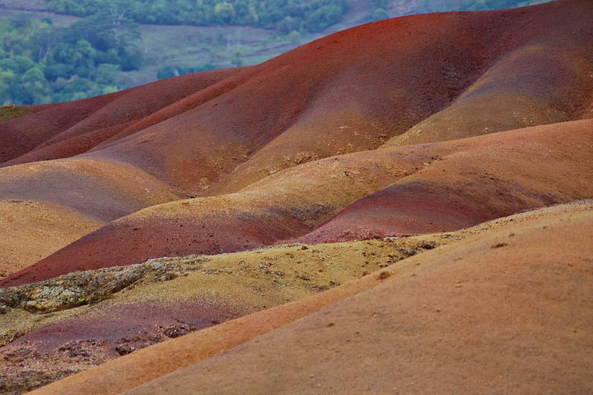 Zdjęcia: Chamarel, Black River, Ziemia Siedmiu Kolorów, MAURITIUS