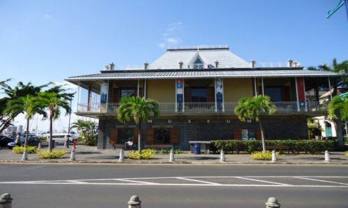 Zdjecie MAURITIUS / Port Louis / Caudan / Blue Penny Museum