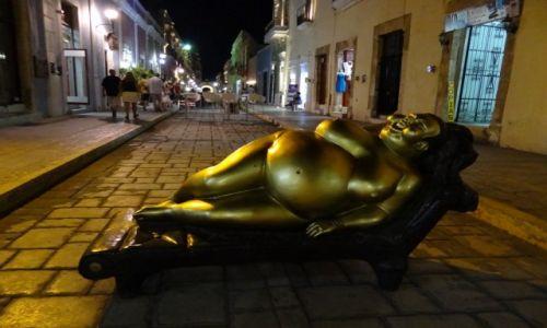Zdjecie MAURITIUS / Jukatan / Campeche / Campeche nocą