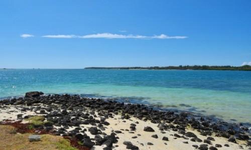 Zdjecie MAURITIUS / wchodnie wybrzeże / Grande Case Noyale / Widok na zatokę