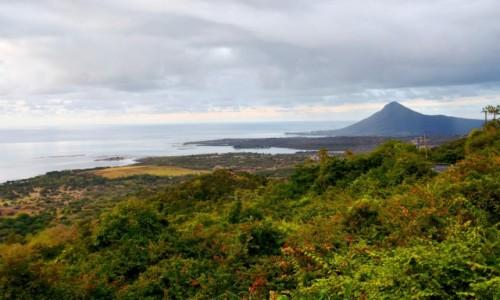 Zdjęcie MAURITIUS / zachodnie wybrzeże / Park Narodowy Przełomu Czarnej Rzeki / Widok na wybrzeże zachodnie