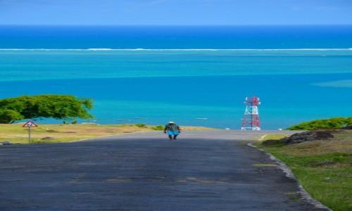 Zdjecie MAURITIUS / Rodrigues / Port Sud-Est / Co za kolory...