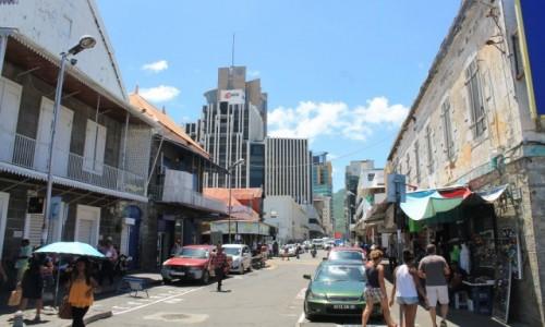 Zdjęcie MAURITIUS / Port Louis / Centrum / Port Louis