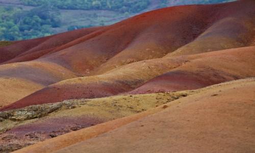 Zdjecie MAURITIUS / Black River / Chamarel / Ziemia Siedmiu Kolorów