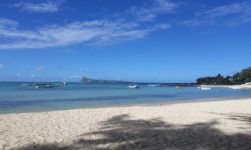 Zdjecie MAURITIUS / Wschód / plaża / rajska plaża