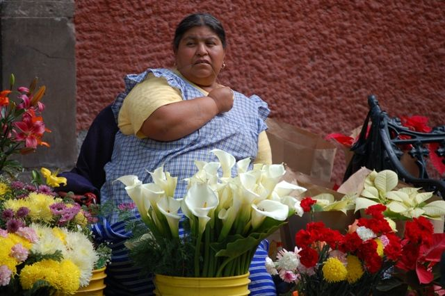 Zdj�cia: Oaxaca, Targ w Oaxaca, MEKSYK