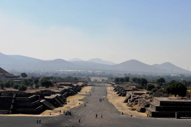 Zdjęcia: Stan Meksyk, Teotihuacan, MEKSYK