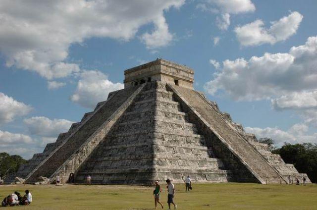 Zdjęcia: Chichen Itza, Yucatan, Chichen Itza, MEKSYK