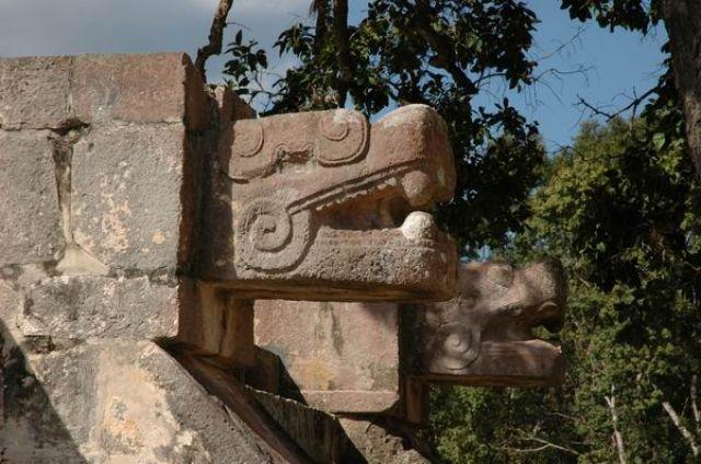 Zdj�cia: Chichen Itza, Yucatan, Chichen Itza, MEKSYK