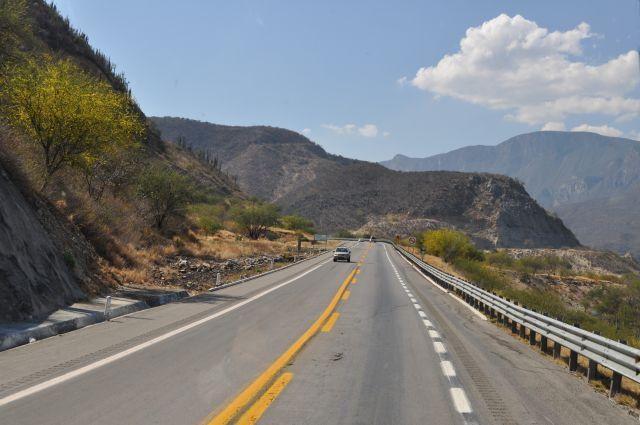 Zdjęcia: Meksyk, W trasie, MEKSYK