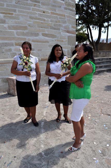 Zdjęcia: Mitla, Goście weselni, MEKSYK