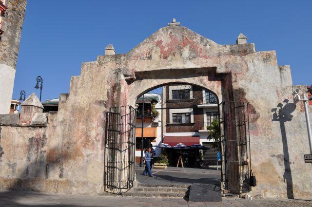 Zdjęcia: środkowy Meksyk, stan Morelos, Cuernavaca, MEKSYK